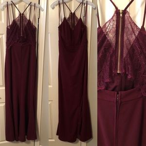 Long formal/prom dress - Brand New condition!!!